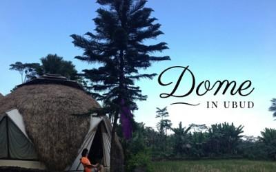 Dome in Villa Akasia, Ubud, Bali