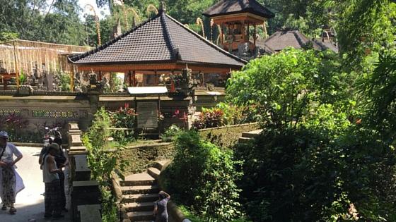 Lokasi Campuhan Ridge Walk Ubud Bali