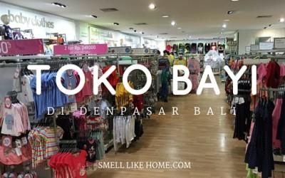 Perlengkapan Bayi di Denpasar Bali
