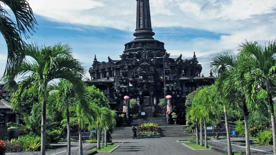 Monumen Perjuangan Rakyat Bali Renon Denpasar