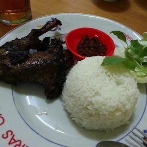 Ayam Puspa Sari Palembang