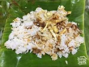 Nasi Gemuk Palembang