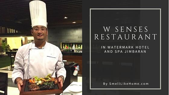 W Senses Restaurant