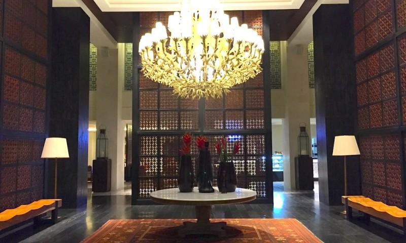 Bali Paragon Resort Hotel Lobby