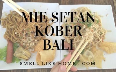 Mie Setan Kober Bali