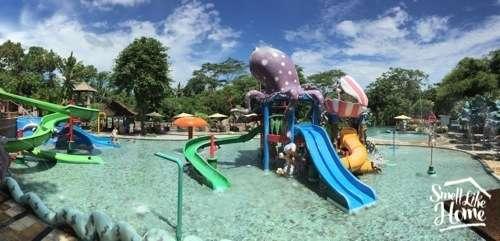 Waterpark Bali Safari Marine Park