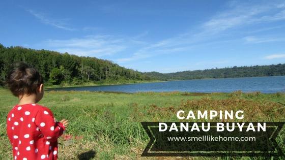 camping danau buyan