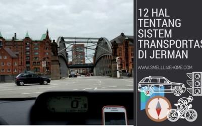 12 Hal yang Perlu Diketahui tentang Sistem Transportasi di Jerman