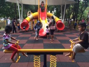 Playground Renon Denpasar