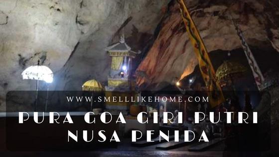 Pura Goa Giri Putri Nusa Penida