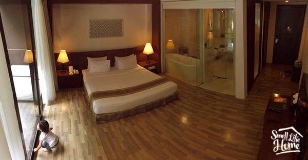 Deluxe Room Le Grande Bali