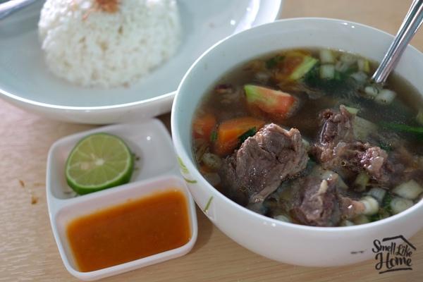 Sop Iga Original Sop Iga Ayuk In di Denpasar