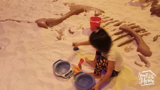 KidsSTOP Dino Pit