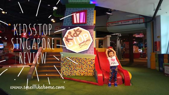 KidsSTOP Singapore Review