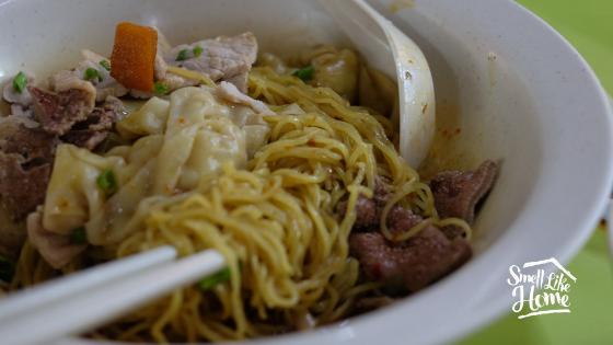 Tai Wah Pork Noodle