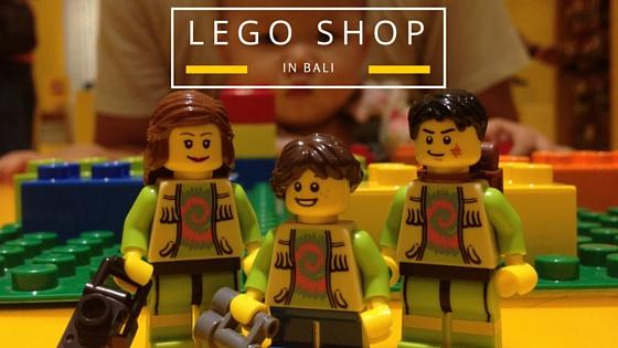 Lego Shop Beachwalk Kuta Bali