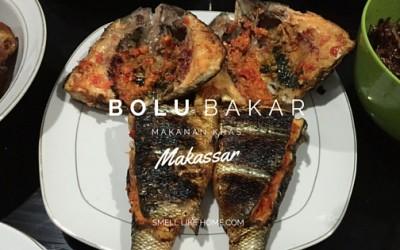 Bolu Bakar Khas Makassar