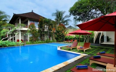 Putri Ayu Cottages Ubud Hotel Review