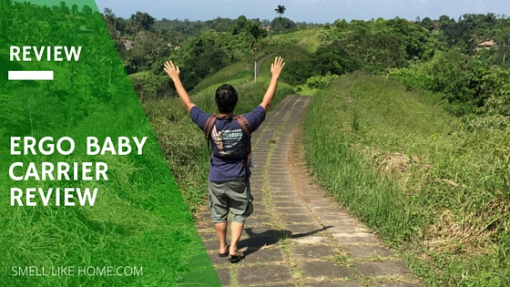 Ergo Baby Carrier Review Indonesia