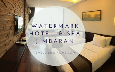 Watermark Bali Hotel Jimbaran Review
