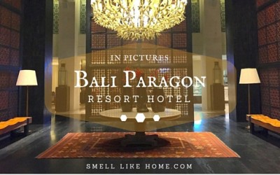 Bali Paragon Resort Hotel Jimbaran in Pictures
