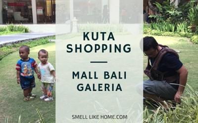 Kuta Shopping Mall Bali Galeria
