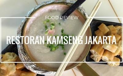 Restoran Kamseng Jakarta