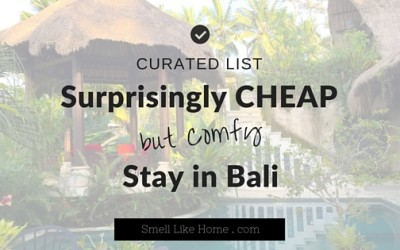 Cheap Stay in Bali