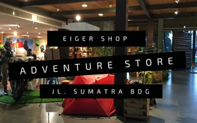 Eiger Shop Bandung Jalan Sumatera