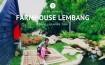 Jalan Jalan ke Lembang Farmhouse Rumah Hobbit