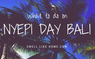 What to Do on Nyepi Day Bali