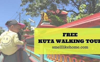 Free Kuta Walking Tour