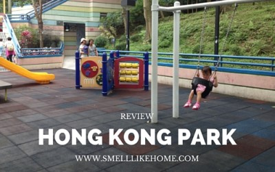 Hong Kong Park Review