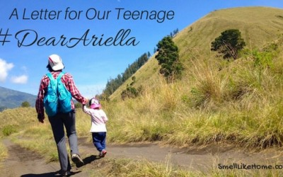 A Letter for Our Teenage #DearAriella