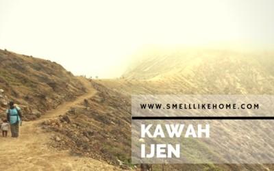 Informasi Objek Wisata Kawah Ijen