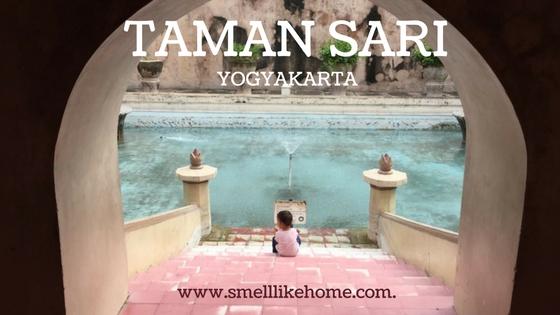 Kisah Taman Sari Yogyakarta