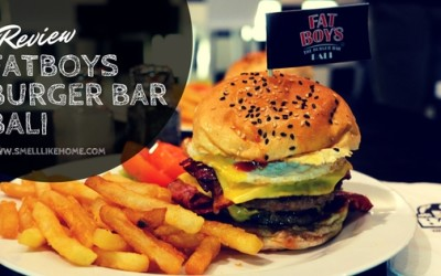 Review Fatboys Bali Burger Bar