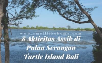 8 Aktivitas Asyik di Pulau Serangan Turtle Island Bali