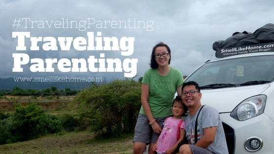 Traveling Parenting