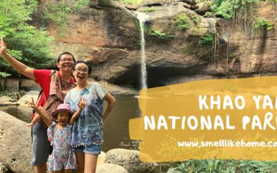Mengunjungi Khao Yai National Park