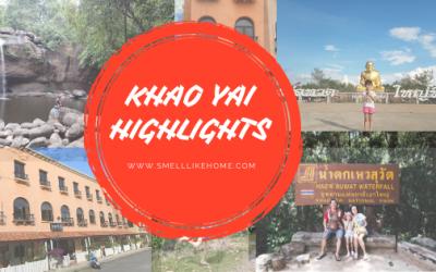 Khao Yai Thailand Highlights ala Smelllikehome