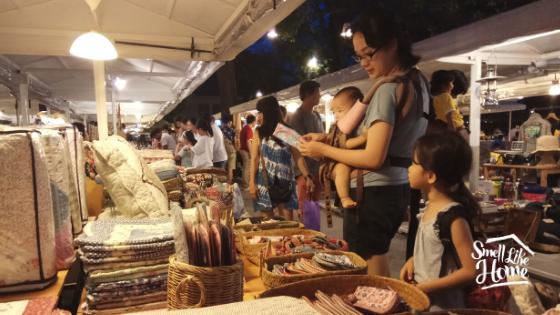 Suasana Cicada Market