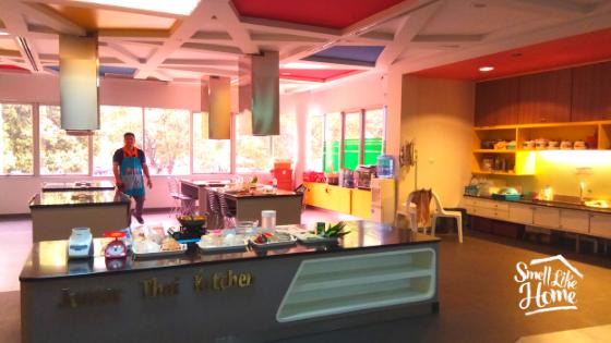 Cooking Class di Children's Discovery Museum Bangkok