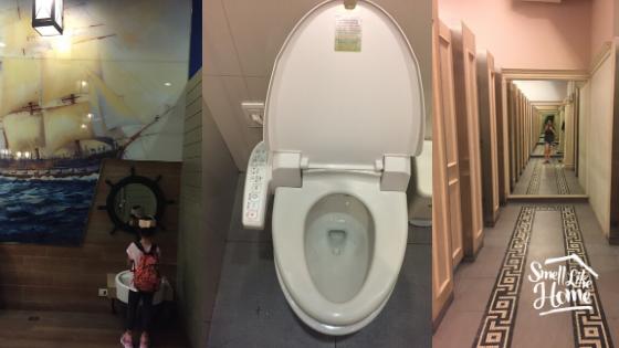 Ragam Toilet di Terminal 21 Bangkok