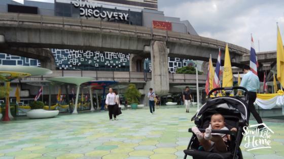 Siam Skywalk Bangkok Mall