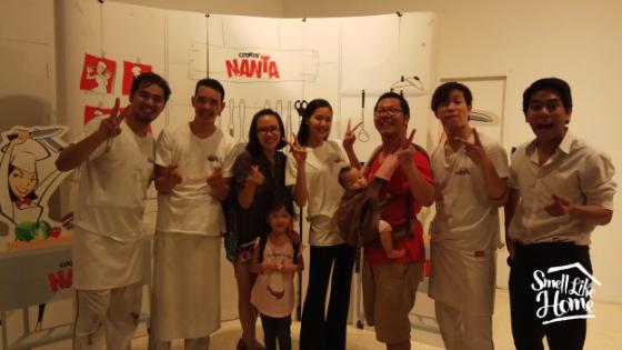 Nanta Show Bangkok Review