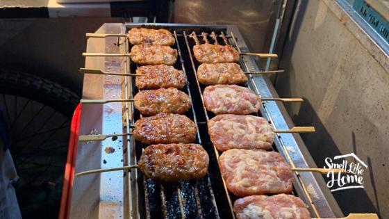 Thai Pork Minched Grill, JUARA !!!