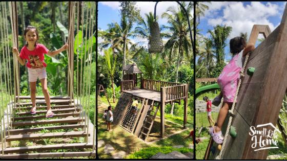 Sanggraloka Farm Playground