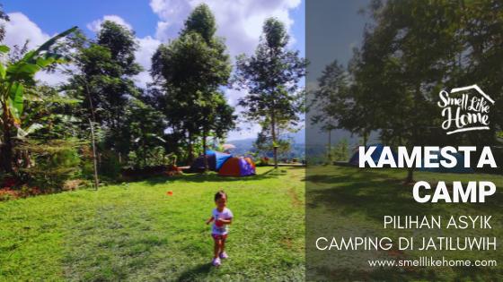Kamesta Camp Camping di Jatiluwih