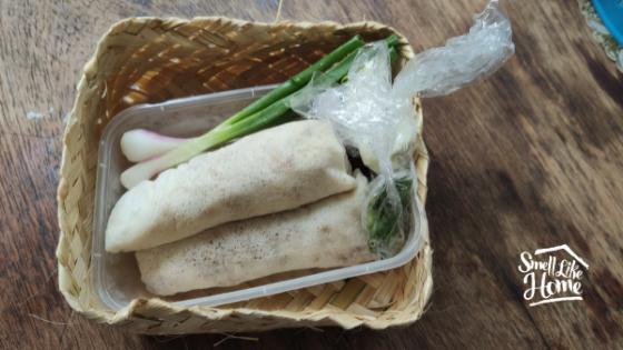 Lumpia Semarang makanan khas